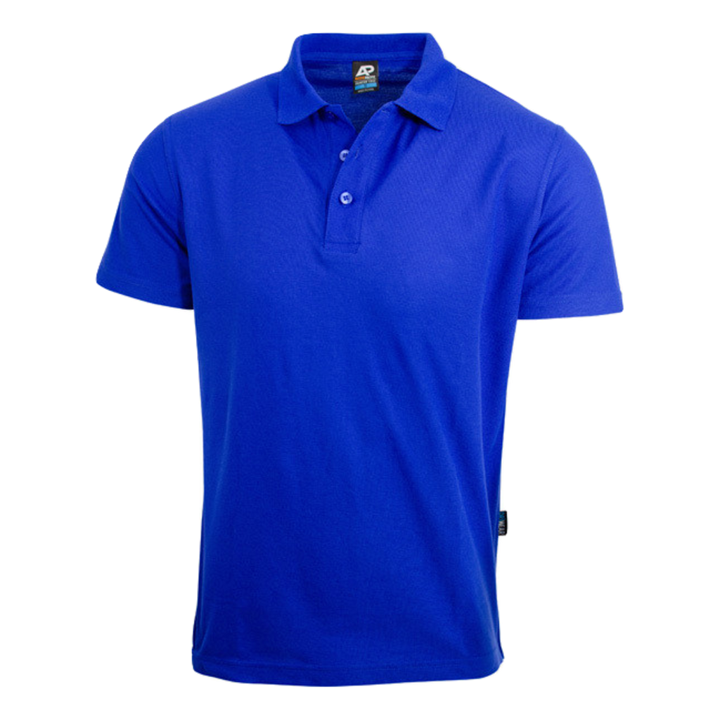 Mens Hunter Polo - Colour Royal