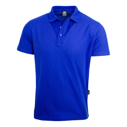 Image of Mens Hunter Polo - Colour Royal