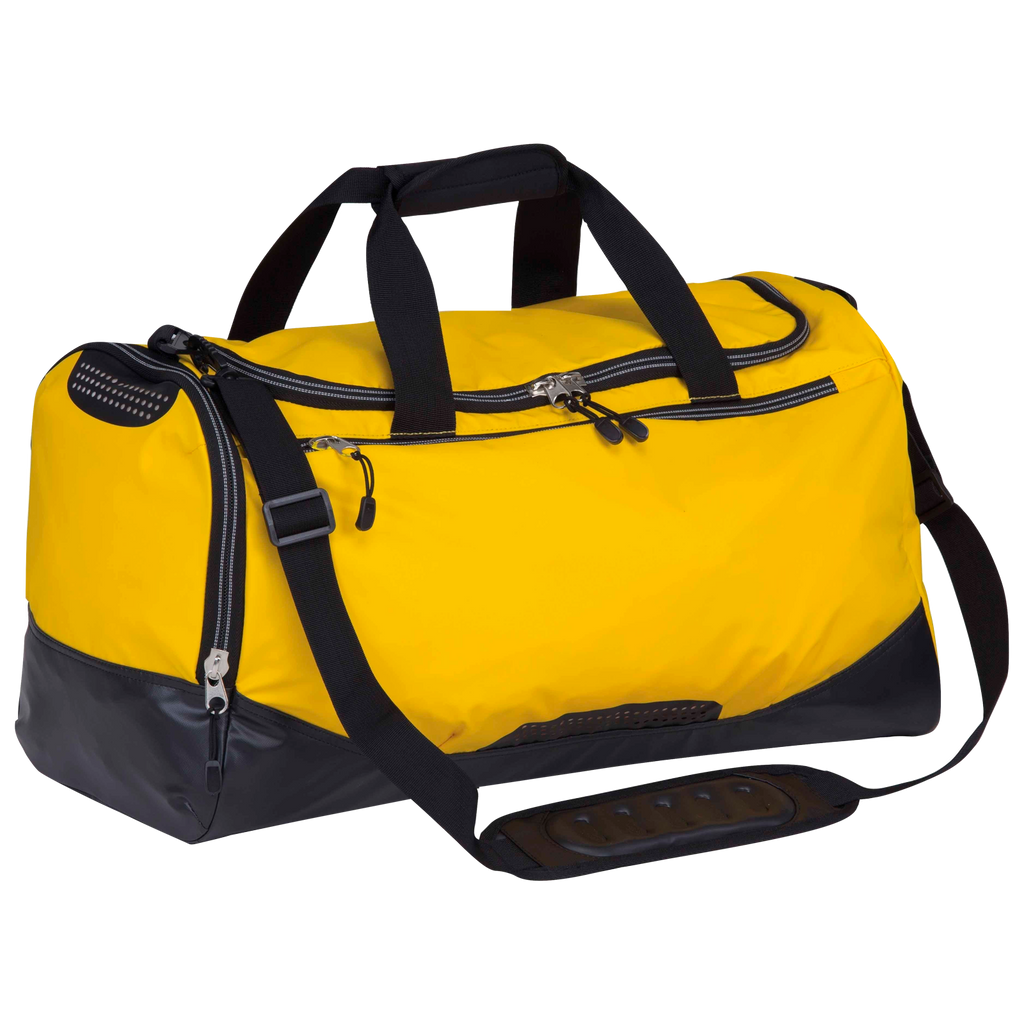 Hydrovent Sports Bag - Colours Gold / Black