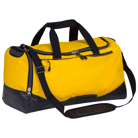 Image of Hydrovent Sports Bag - Colours Gold / Black