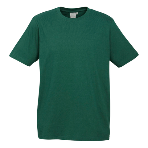 Mens Ice Tee, Colour: Forest