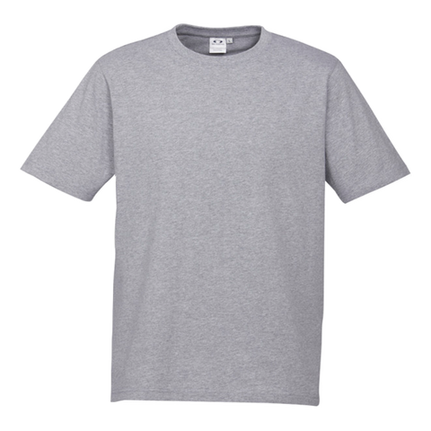 Mens Ice Tee - Colour Grey Marle