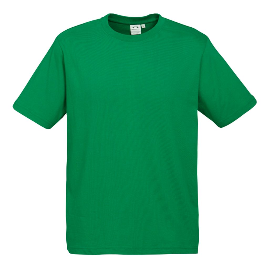 Mens Ice Tee, Colour: Kelly Green