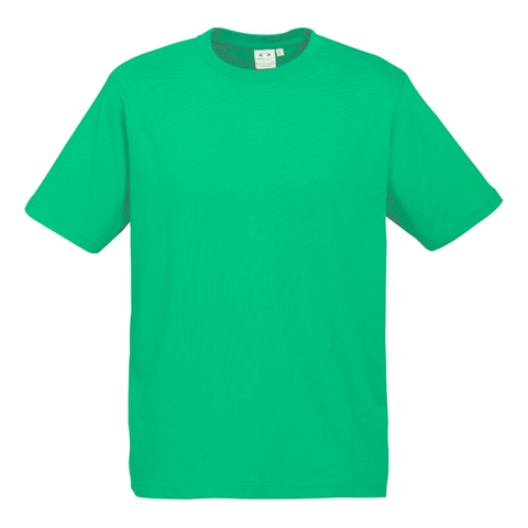 Mens Ice Tee, Colour: Neon Green