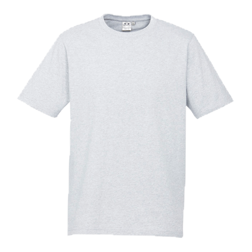 Mens Ice Tee - Colour Snow Marle