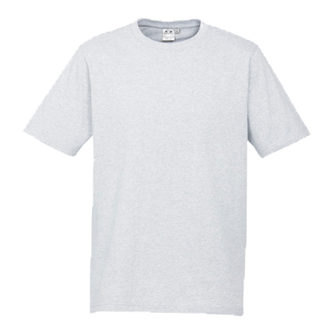 Image of Mens Ice Tee - Colour Snow Marle