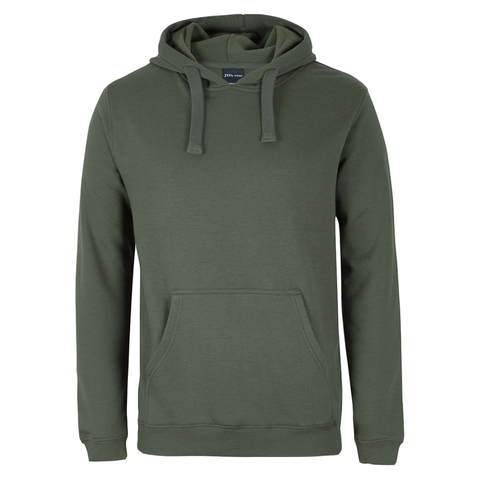 Image of JBs Pop Over Hoodie, Colour: Army
