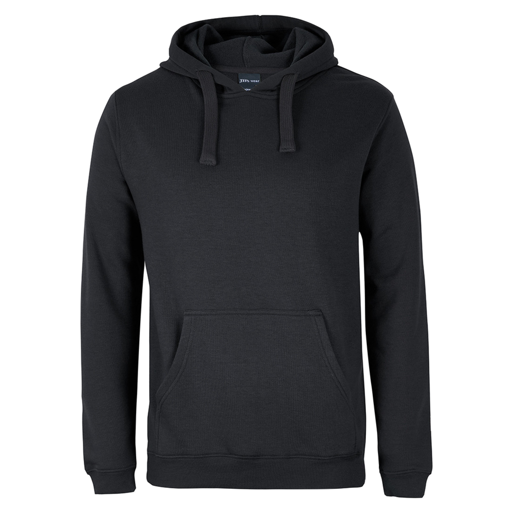 JBs Pop Over Hoodie - Colour Black Marle
