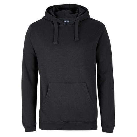 Image of JBs Pop Over Hoodie, Colour: Black Marle