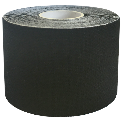 Kinesiology Tape (K-Tape), Colour: Black