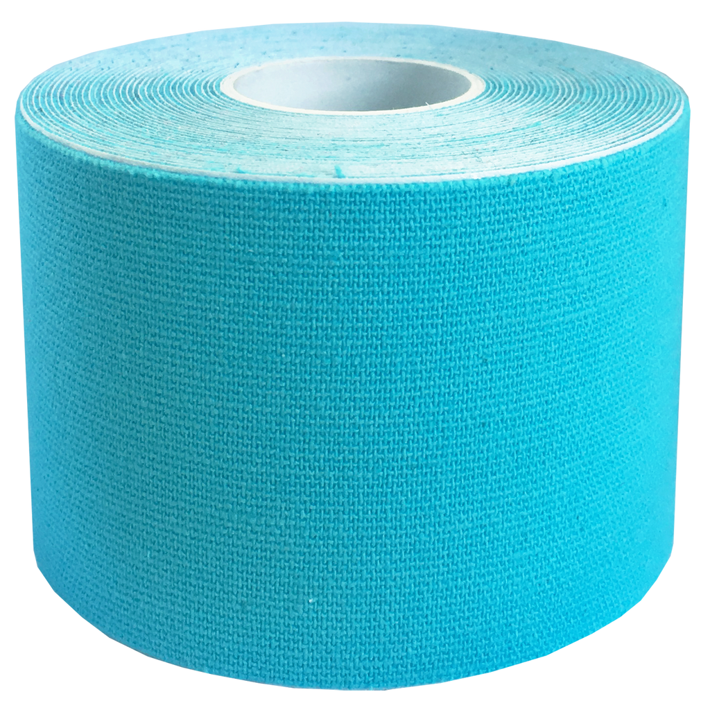 Kinesiology Tape (K-Tape), Colour: Blue