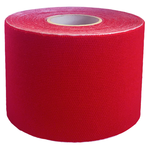 Kinesiology Tape (K-Tape), Colour: Red