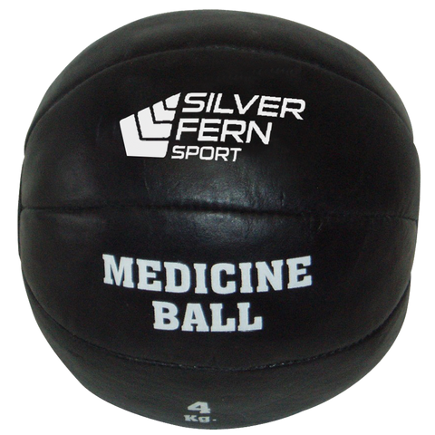 Leather Medicine Ball, Weight: 10 kg