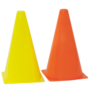 Marker Cone - 23cm - Colour Yellow