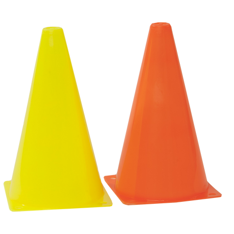 Marker Cone - 30cm - Colour Yellow