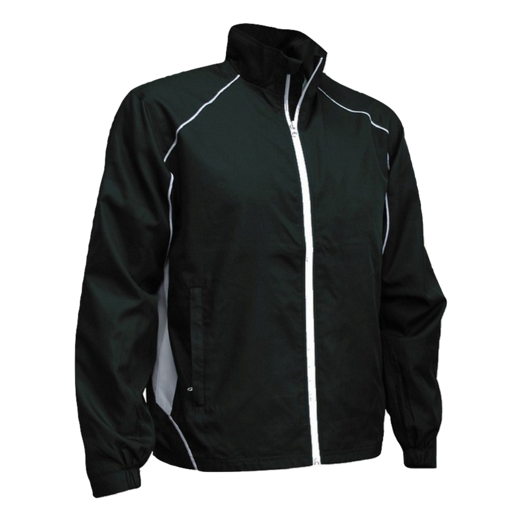 Adults Matchpace Jacket - Colours Black / White