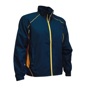 Adults Matchpace Jacket - Colours Navy / Gold