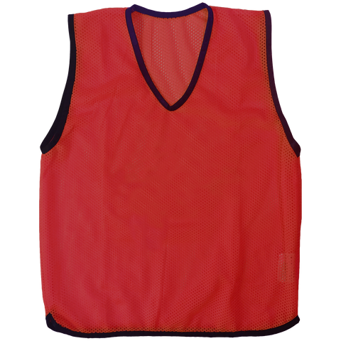 Mesh Training Singlet - Size XXL (77 x 73 cm) - Colour Red