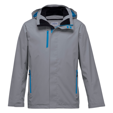 Image of Nordic Jacket, Colours: Aluminium / Cyber Blue