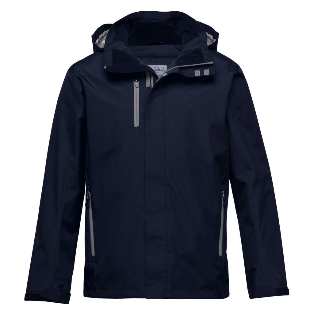 Nordic Jacket - Colours Navy / Aluminium