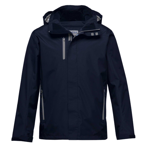Image of Nordic Jacket, Colours: Navy / Aluminium