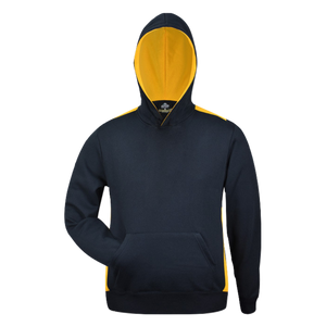Kids Paterson Hoodie, Colours: Navy / Gold