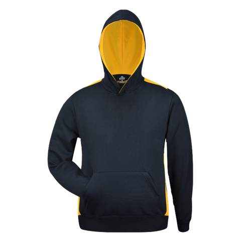 Image of Kids Paterson Hoodie - Colours Navy / Gold
