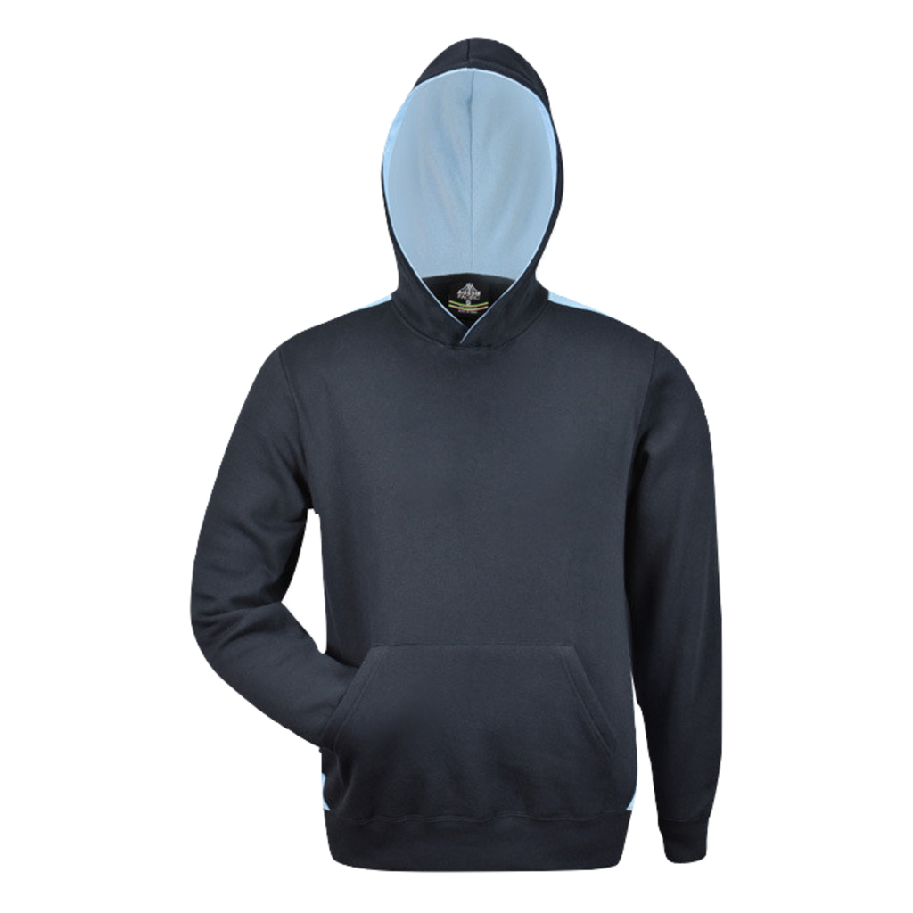 Kids Paterson Hoodie - Colours Navy / Sky