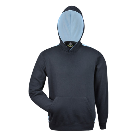 Kids Paterson Hoodie, Colours: Navy / Sky