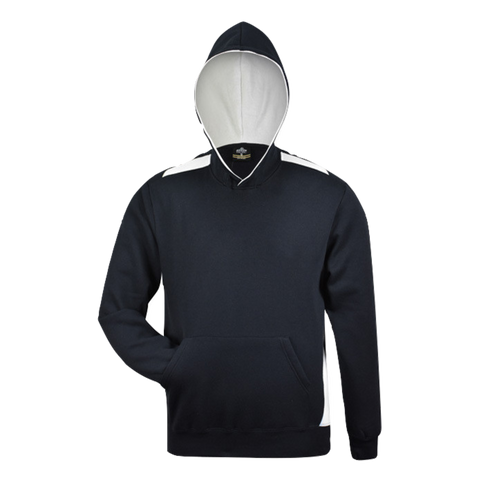 Kids Paterson Hoodie, Colours: Navy / White