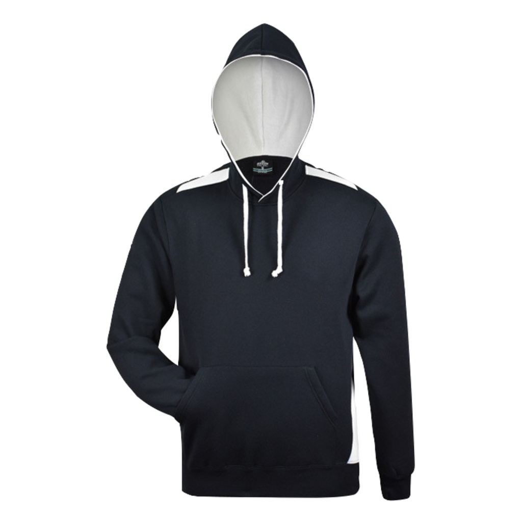 Mens Paterson Hoodie - Colours Navy / White