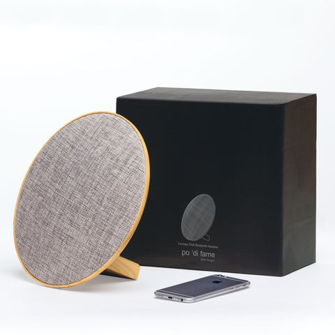 Image of Lounge Disc Bluetooth Speaker