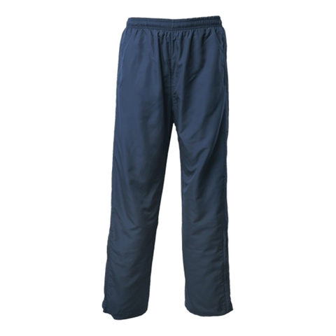 Adults Pongee Trackpant - Colour Navy