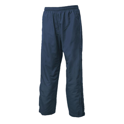 Image of Kids Pongee Trackpant, Colour: Navy