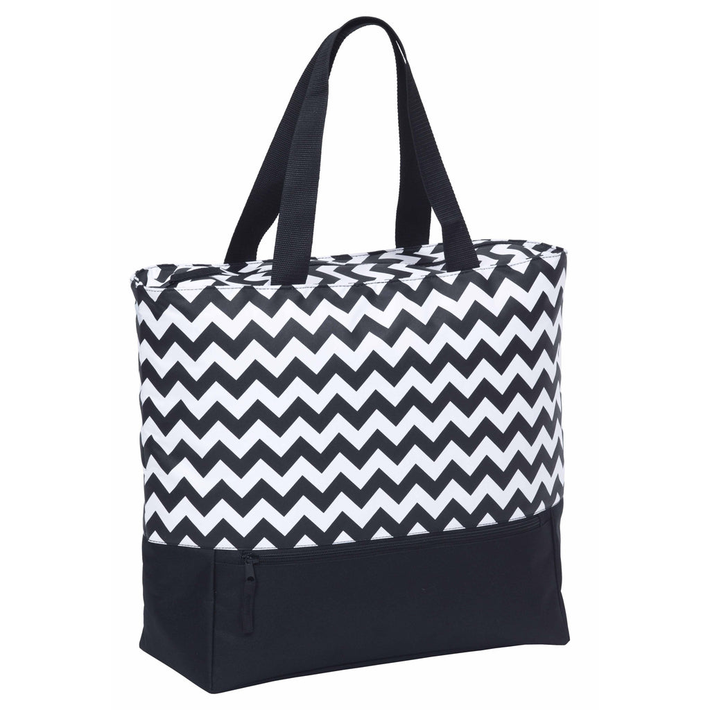 Oasis Cooler Tote - Colour Black/White