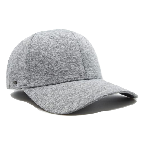Adults Pro Style Snap Back 6, Colour: Active Grey Melange