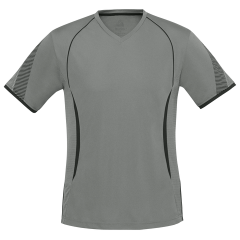 Mens Razor Tee, Colours: Ash / Black