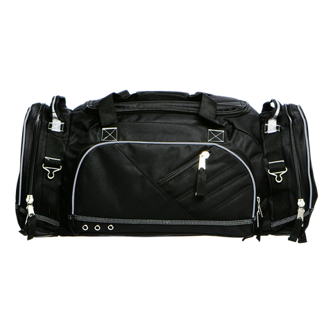 Image of Recon Sports Bag, Colours: Black / Black / Reflective