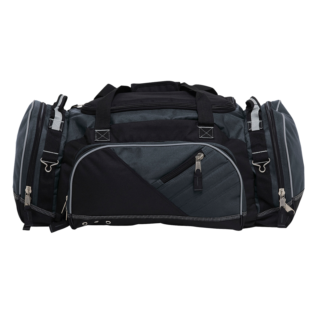Recon Sports Bag - Colours Charcoal / Black / Reflective
