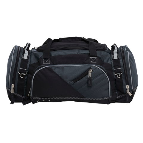 Image of Recon Sports Bag - Colours Charcoal / Black / Reflective