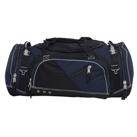 Image of Recon Sports Bag, Colours: Navy / Black / Reflective