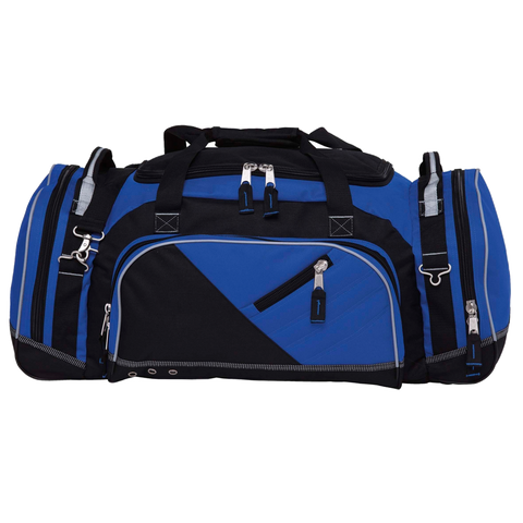 Image of Recon Sports Bag, Colours: Royal / Black / Reflective