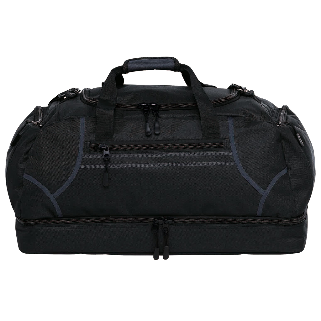 Reflex Sports Bag, Colours: Black / Charcoal