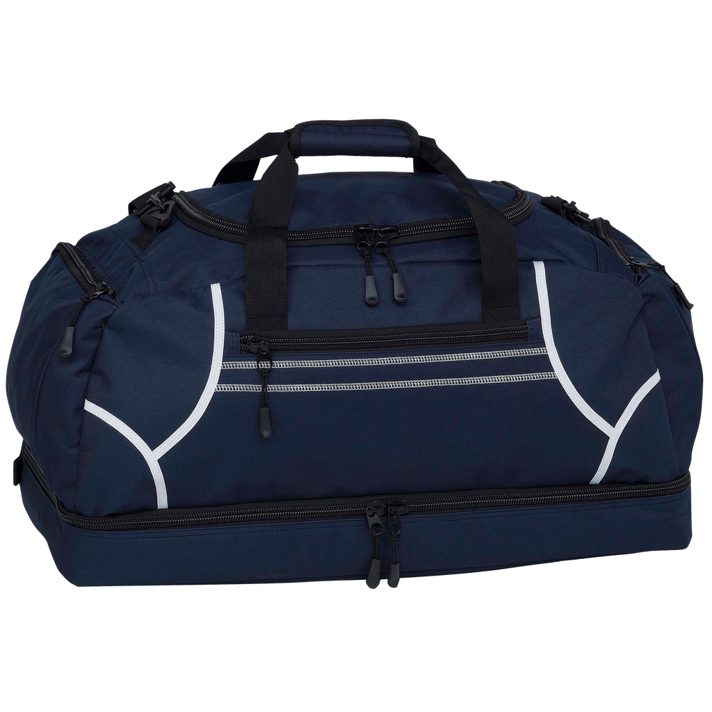Reflex Sports Bag, Colours: Navy / White