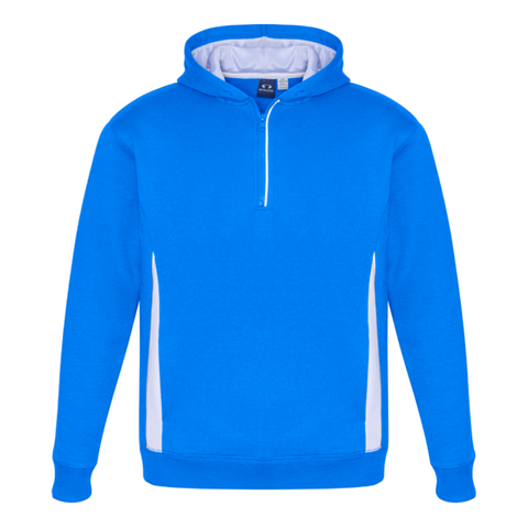 Adults Renegade Hoodie, Colours: Royal / White / Silver
