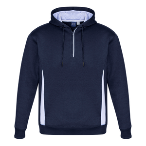 Kids Renegade Hoodie, Colours: Navy / White / Silver