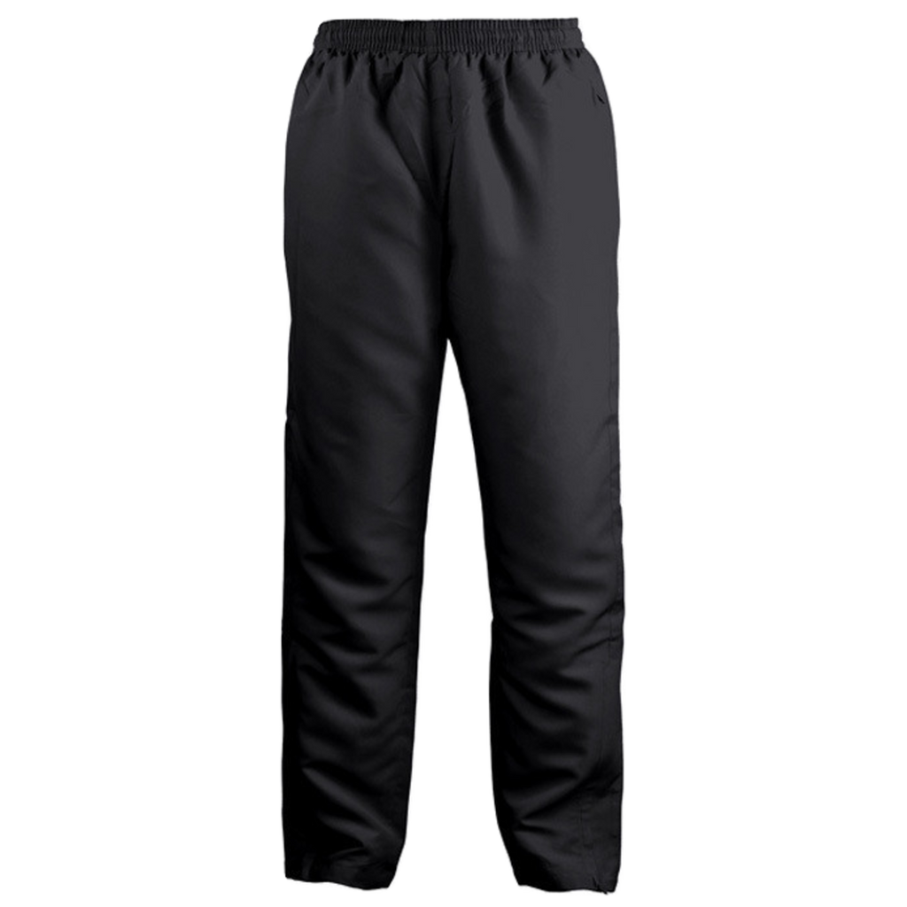 Adults Ripstop Trackpant - Colour Black
