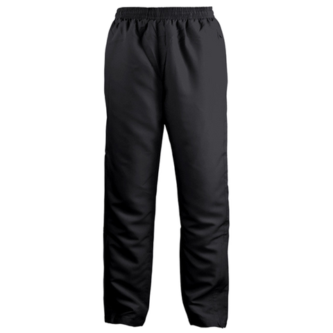 Image of Adults Ripstop Trackpant - Colour Black