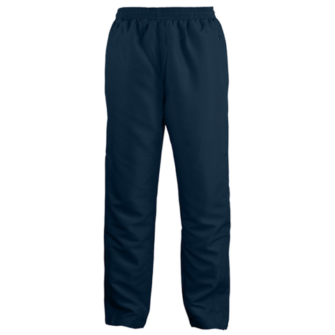 Adults Ripstop Trackpant - Colour Navy