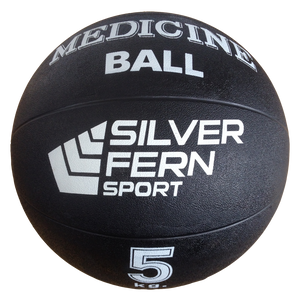 Rubber Medicine Ball - Weight 10 kg